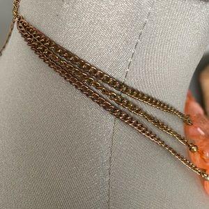 Jewelry - BOGO get one 50% off! statement necklace